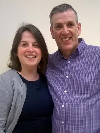 Pastor Alan & Jackie Hamilton