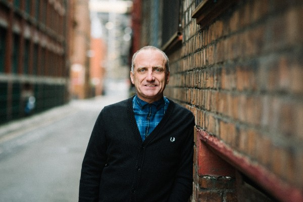 Barry Woodward, author of 'Once an addict'.