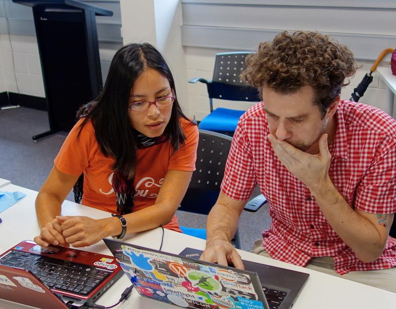 Brisbane Mozilla Science Lab Global Sprint