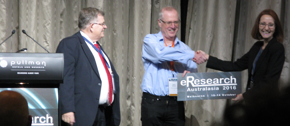 Prof. David Abramson announced as Chair of eResearch Australasia conference