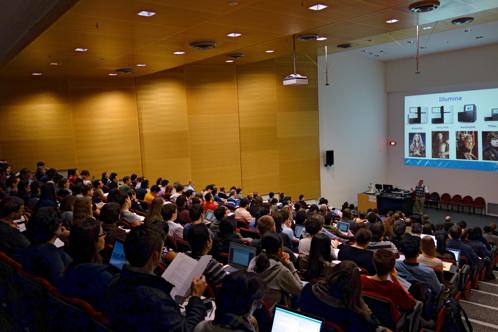 Winter School in Mathematical & Computational Biology