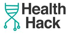 HealthHack logo