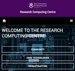 RCC homepage