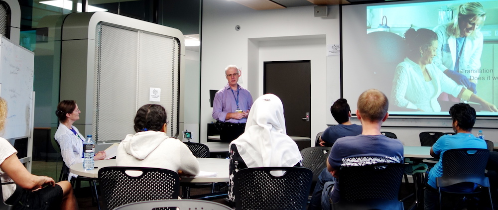 Translational Computer Science seminar