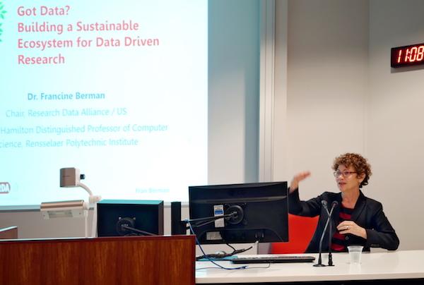 Professor Fran Berman