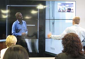 Prof Tony Hey QUT/UQ lecture