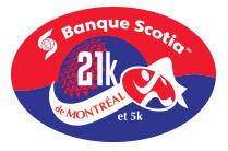 Banque Scotia 21k de Montréal