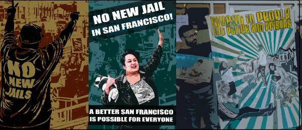 No More Jails in San Francisco! @ SF City Hall, Legislative Chamber | San Francisco | California | United States