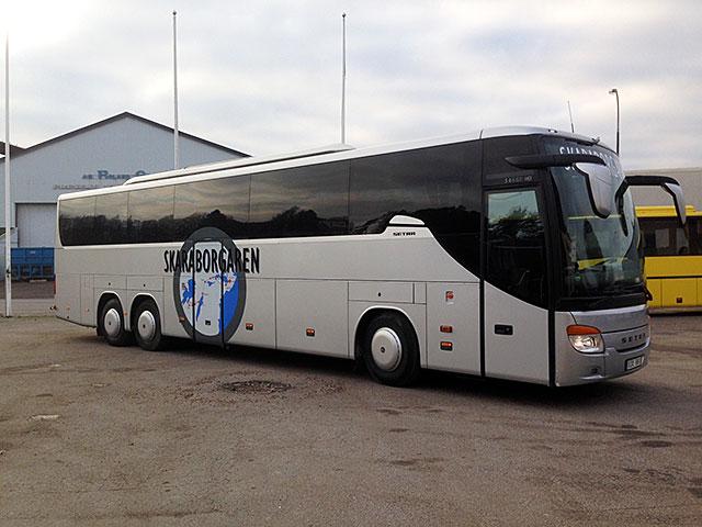 Ny busslinje