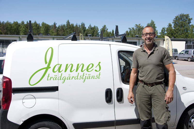 Jannes trädgårdstjänst