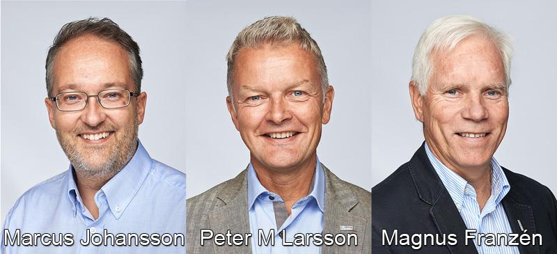 Bilder på personal Tillväxt Lidköping
