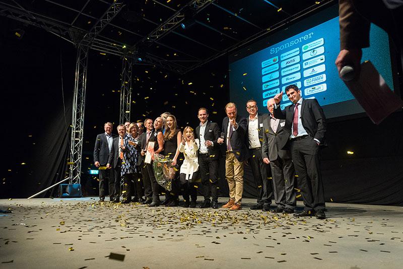Vinnare galan 2015 Foto:Martin Frick