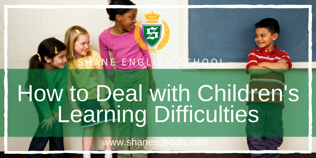 How to Deal with Children's Learning Difficulties