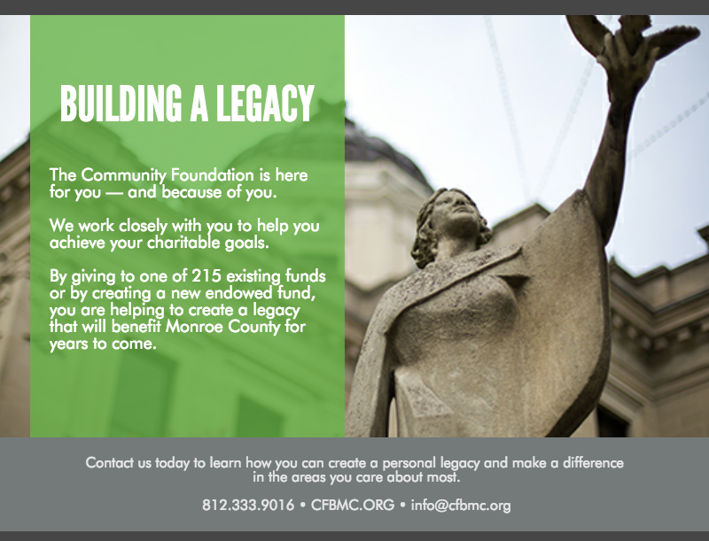 Building A Legacy Graphic