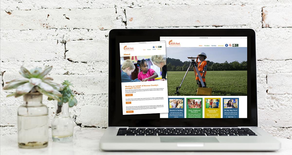 Monroe Smart Start Website