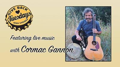Cormac Gannon at Iron Springs