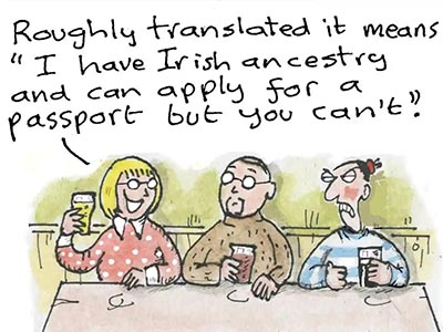 Irish Passports 2
