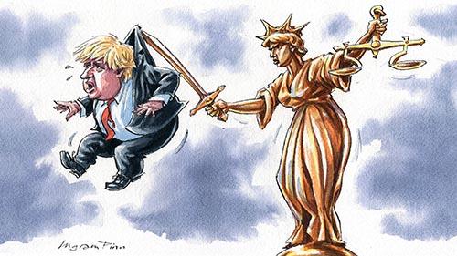 Boris and Justice