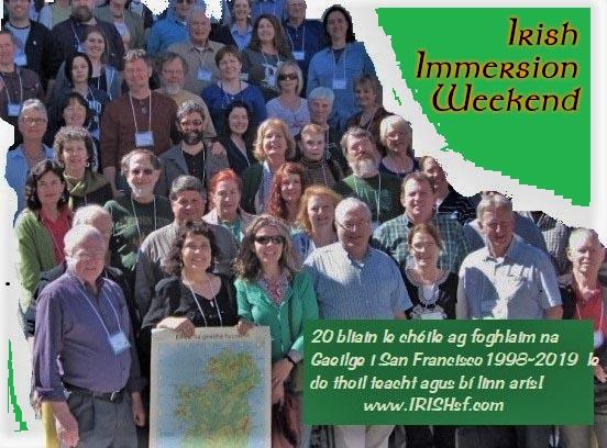 Irish Immersion