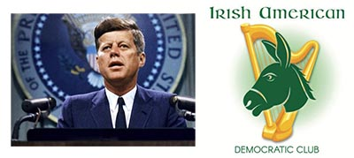 Irish Dems JFK