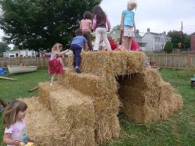 Hay Fort