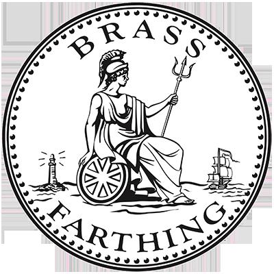 Brass Farthing
