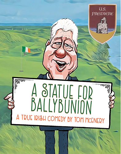 A Statue for Ballybunion