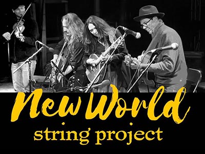 The New World String Project