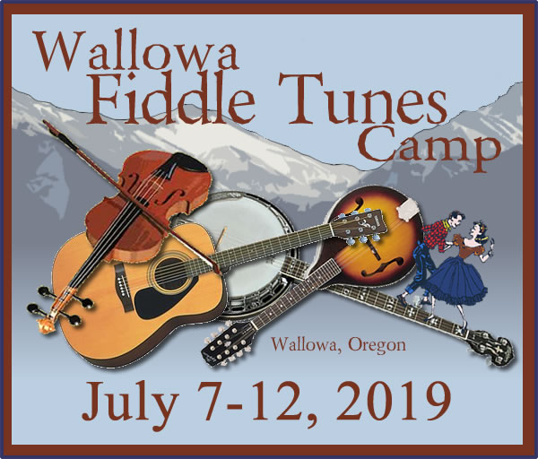 Wallowa Fiddle Tunes Camp
