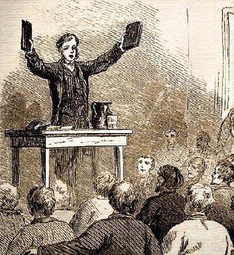 Awakening Preacher