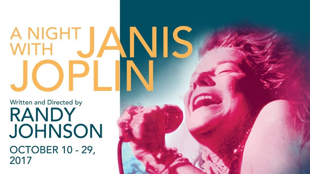 A Night with Janis Joplin, Written and Directed by Randy Johnson