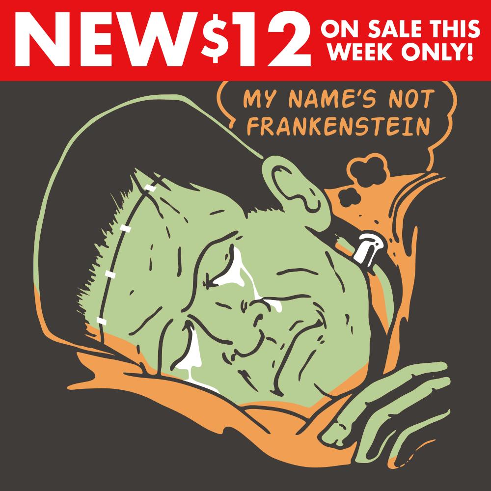 Not Frankenstein
