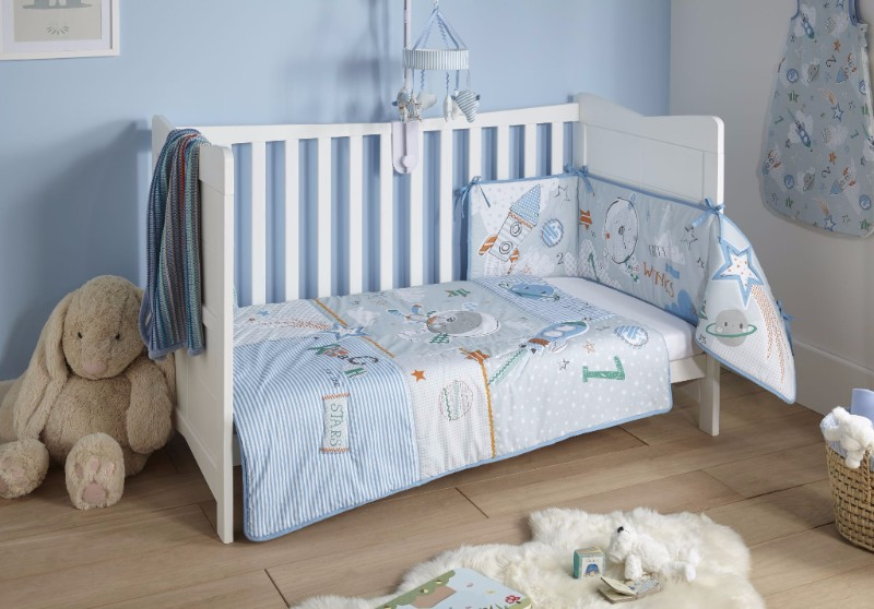 Clair de Lune Forty Winks Cot Bedding Set