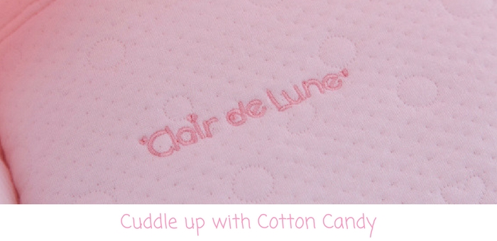 Cuddle up with Cotton Candy