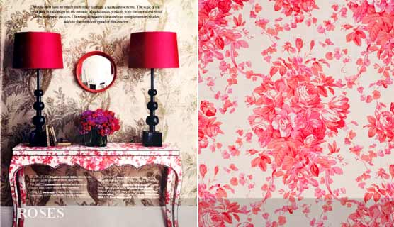 LOTUS linen  by Bennison Fabrics