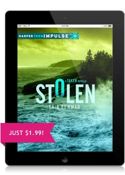 stolen e-book