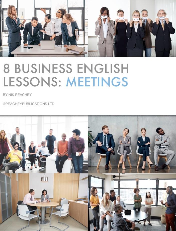 18 Business English Lesson Plans