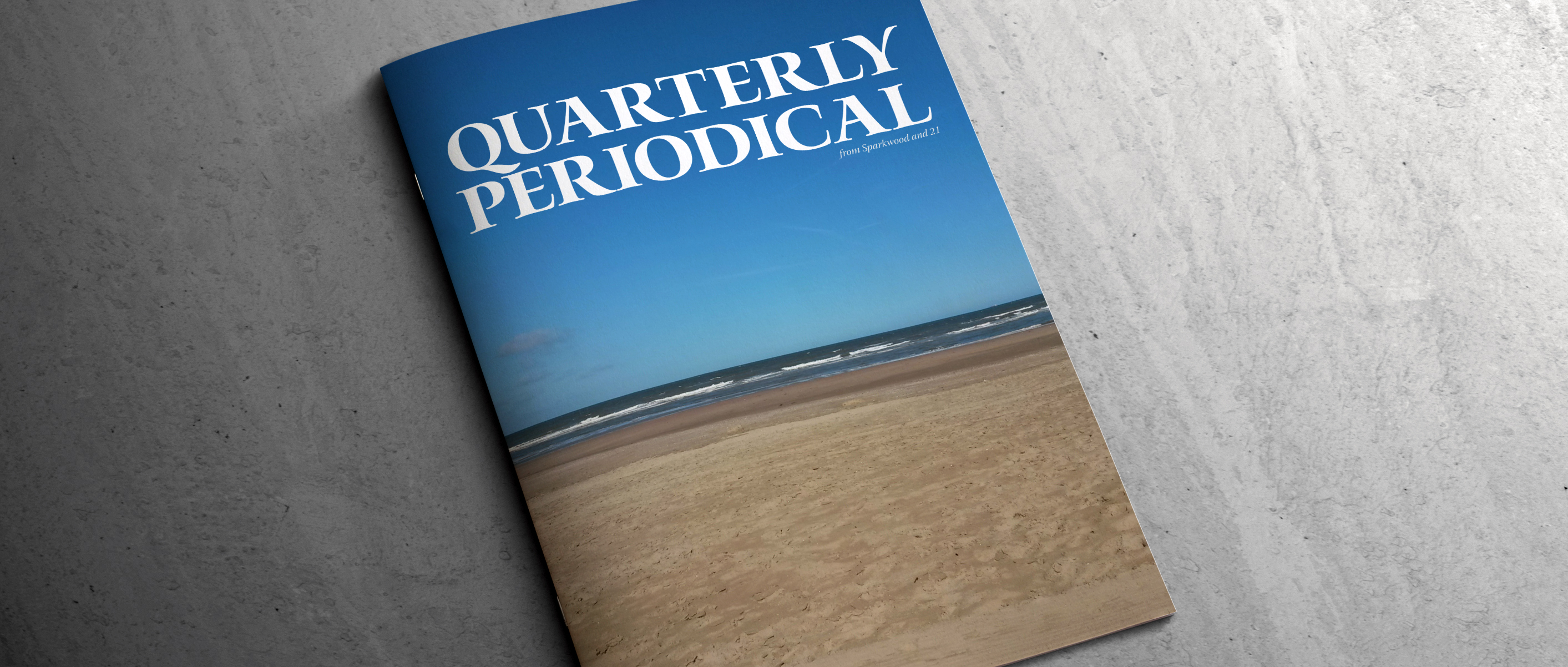 Quarterly Periodical from Sparkwood and 21