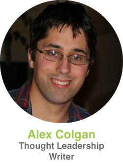 Alex Colgan, Thought Leadership Writer
