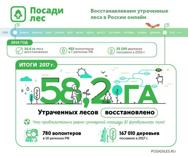 Итоги года: PosadiLes.ru
