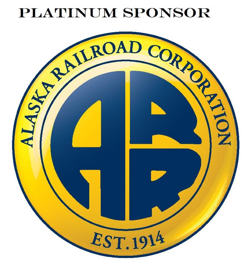 Platinum Sponsor: Alaska Railroad