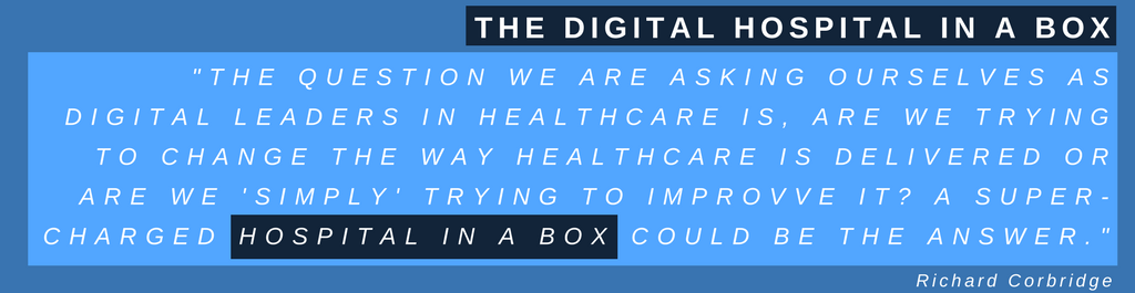 The Digital Hospital in a Box
