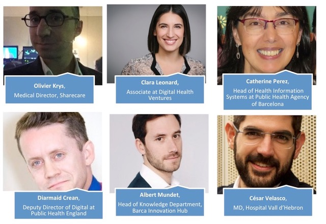 Speakers announced for #DHWS18