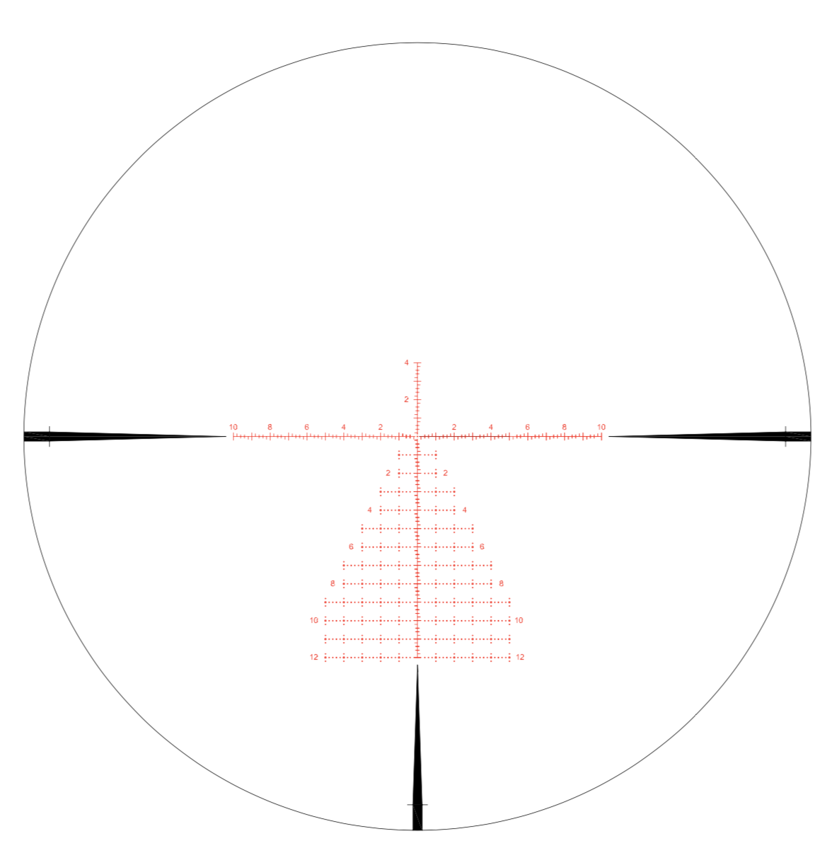 Riton Optics offers their first focal plane long range Mod-7 with an illuminated, Christmas tree-style reticle.