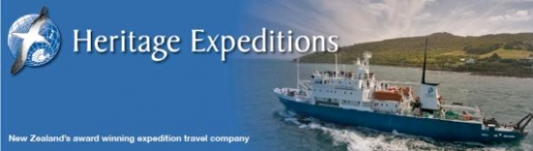 Heritage Expeditions Header