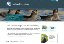 Heritage Expeditions Homepage