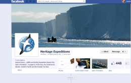Heritage Expeditions Facebook Page