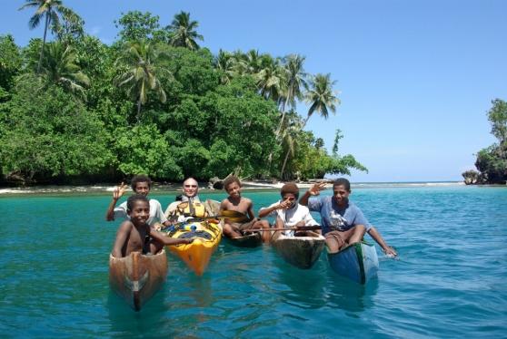 Melanesia Kayaking voyages