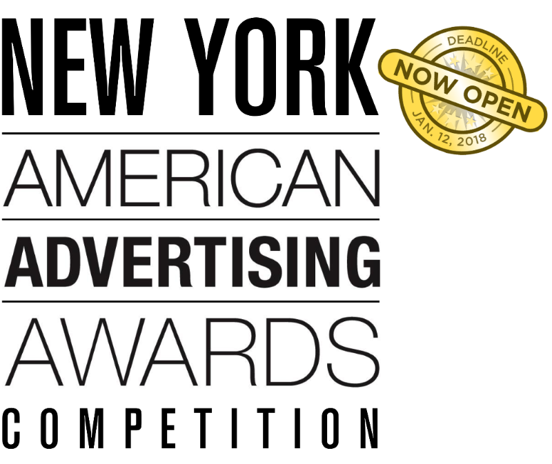 he New York American Advertising Awards Competition is Now Open!