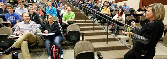 Iowa State University Department of Accounting
